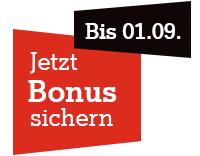 Nur bis 01.09.: B.free anmelden und Bonus sichern
