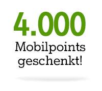 4.000 Mobilpoints