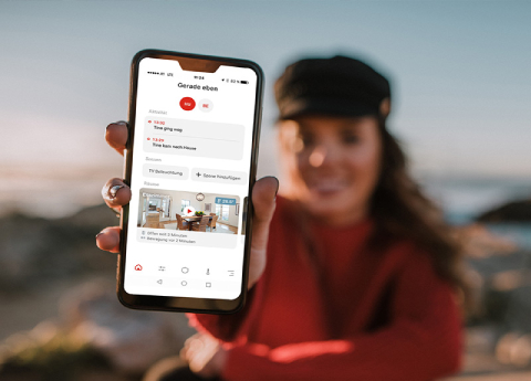 neue Smart Home App