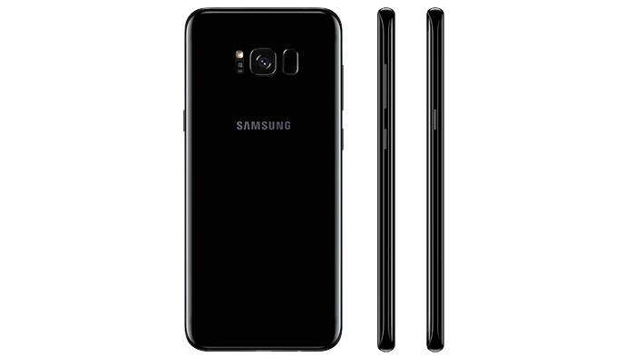 Samsung Galaxy S8 bei A1