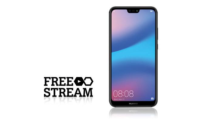 Free Stream Huawei