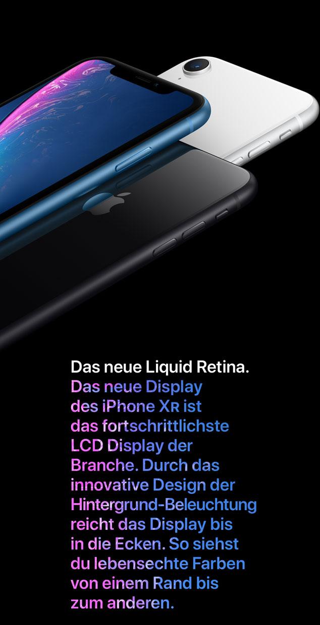 Das neue Liquid Retina