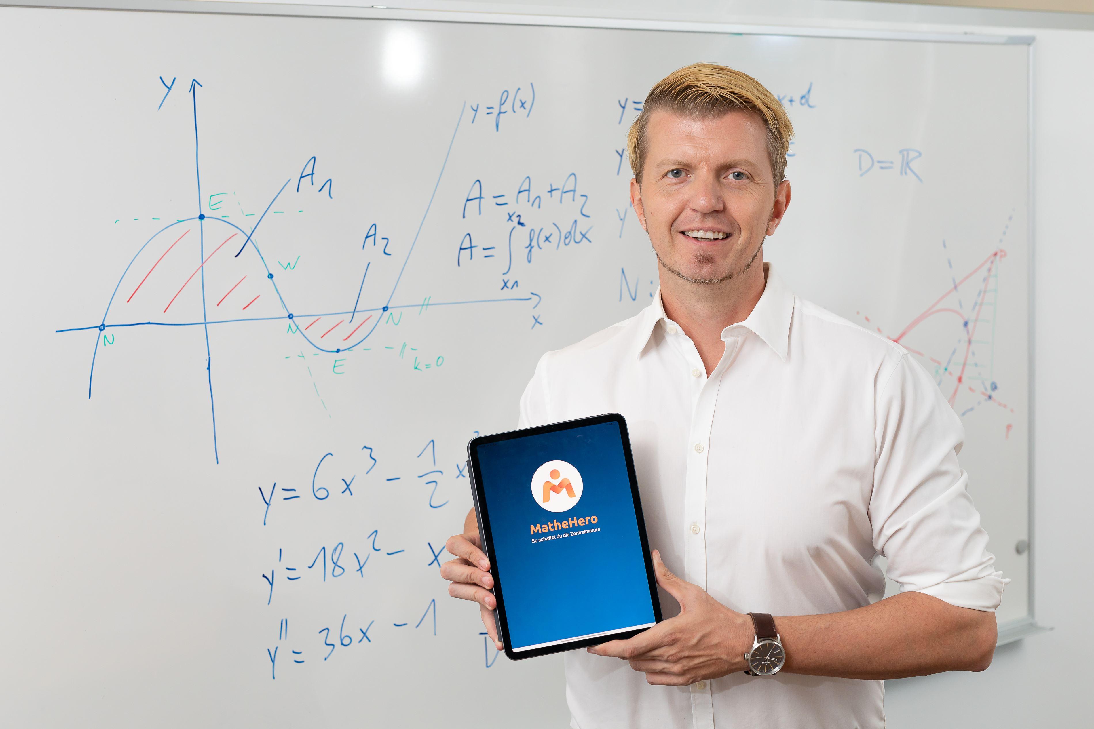 matheHero founder