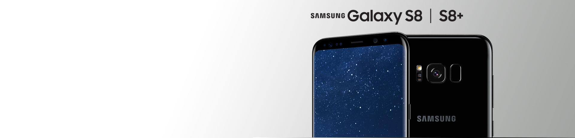 Samsung Galaxy S8 und S8+ bei A1 vorbestellen