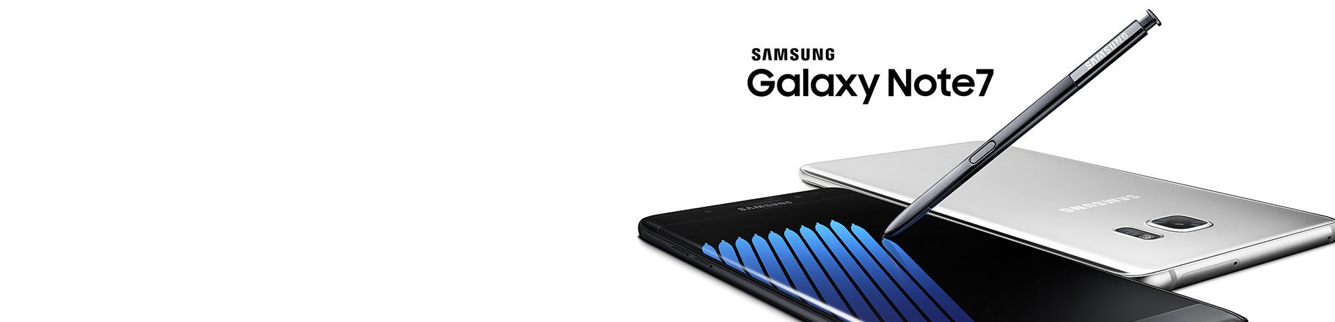 Das Samsung Galaxy Note 7