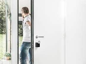 Abbildung von A1 Smart Home Produkten