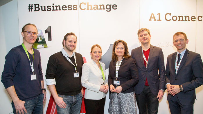 Business Change Event