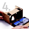 Abbildung VR-Brille und Smartphone