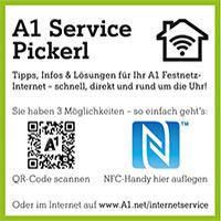 Service Pickerl Festnetz-Internet