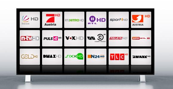 A1 HD TV