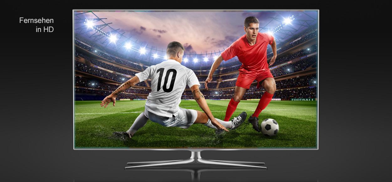 Fernsehen in HD