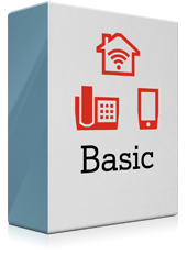 Produktpackerl A1 Business Network Basic