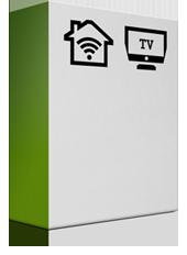 Internet + TV