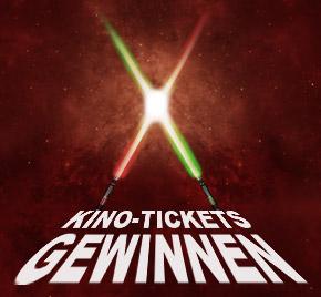 Kino-Tickets gewinnen