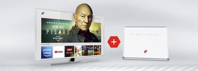 Internet + A1 Xplore TV