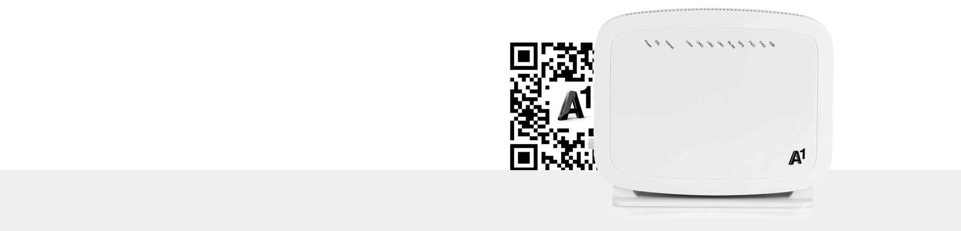 A1 Service Pickerl - Festnetz Internet Modem