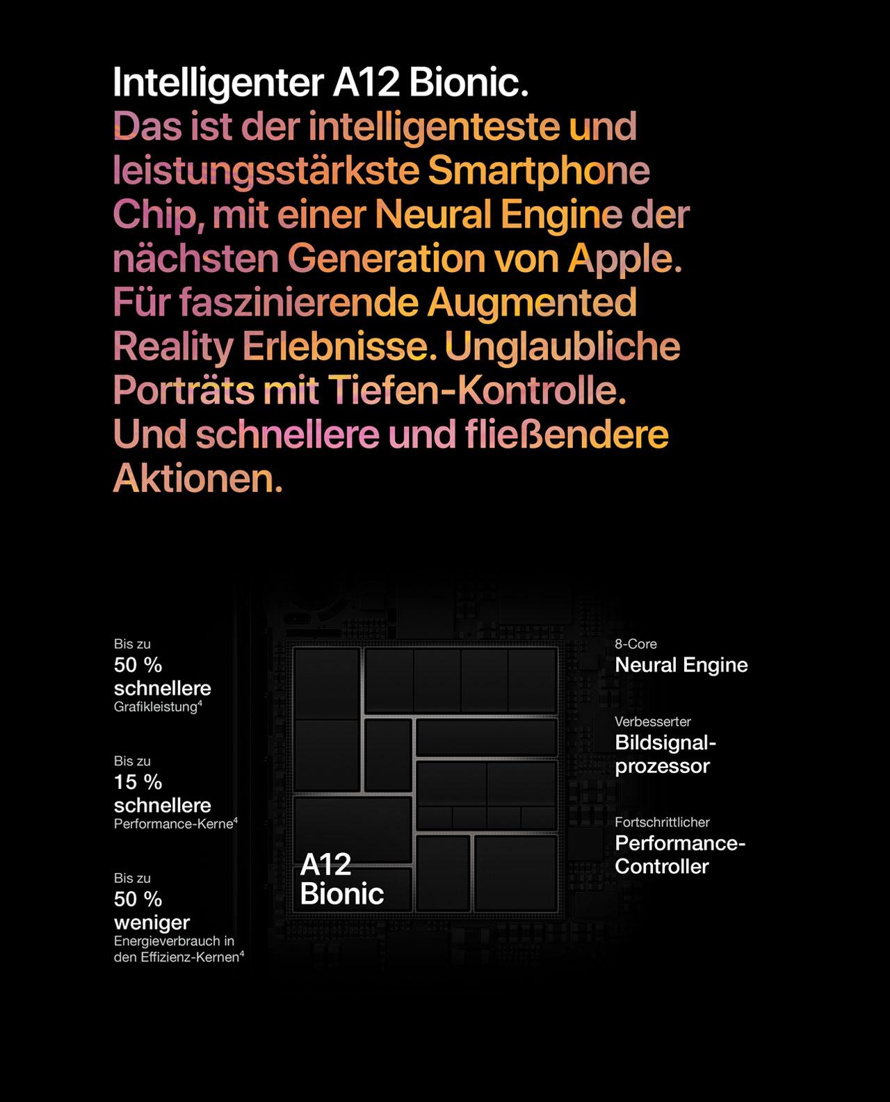 Intelligenter A12 Bionic