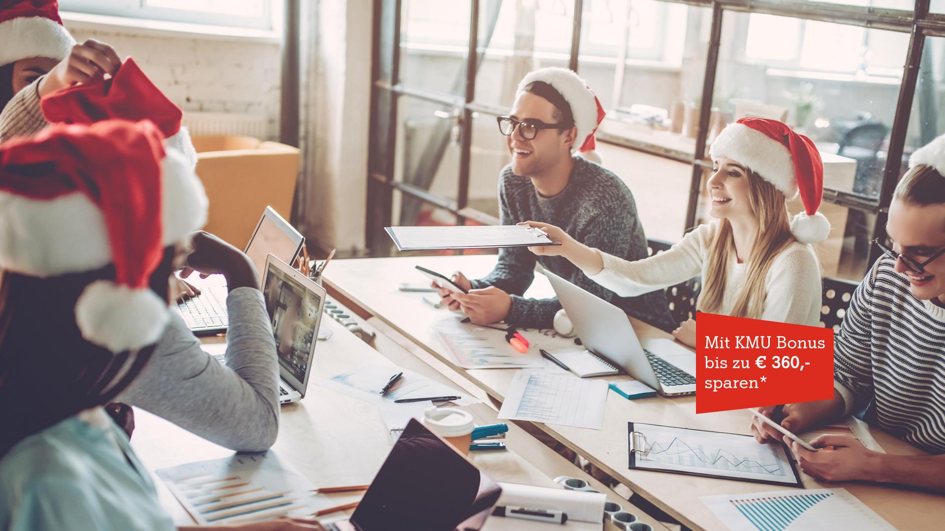 Festnetz Internet Business Weihnachts-Angebot