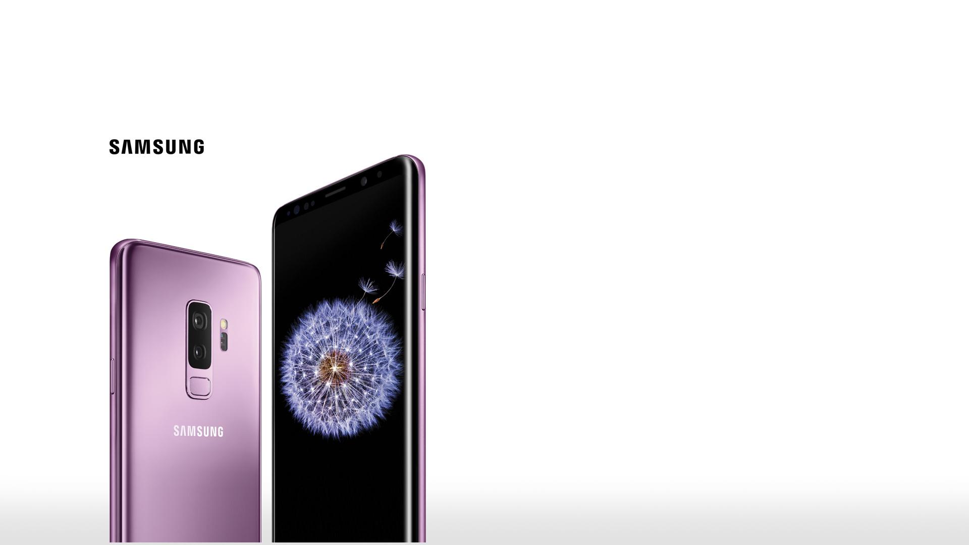 Samsung Galaxy S9+ bestellen