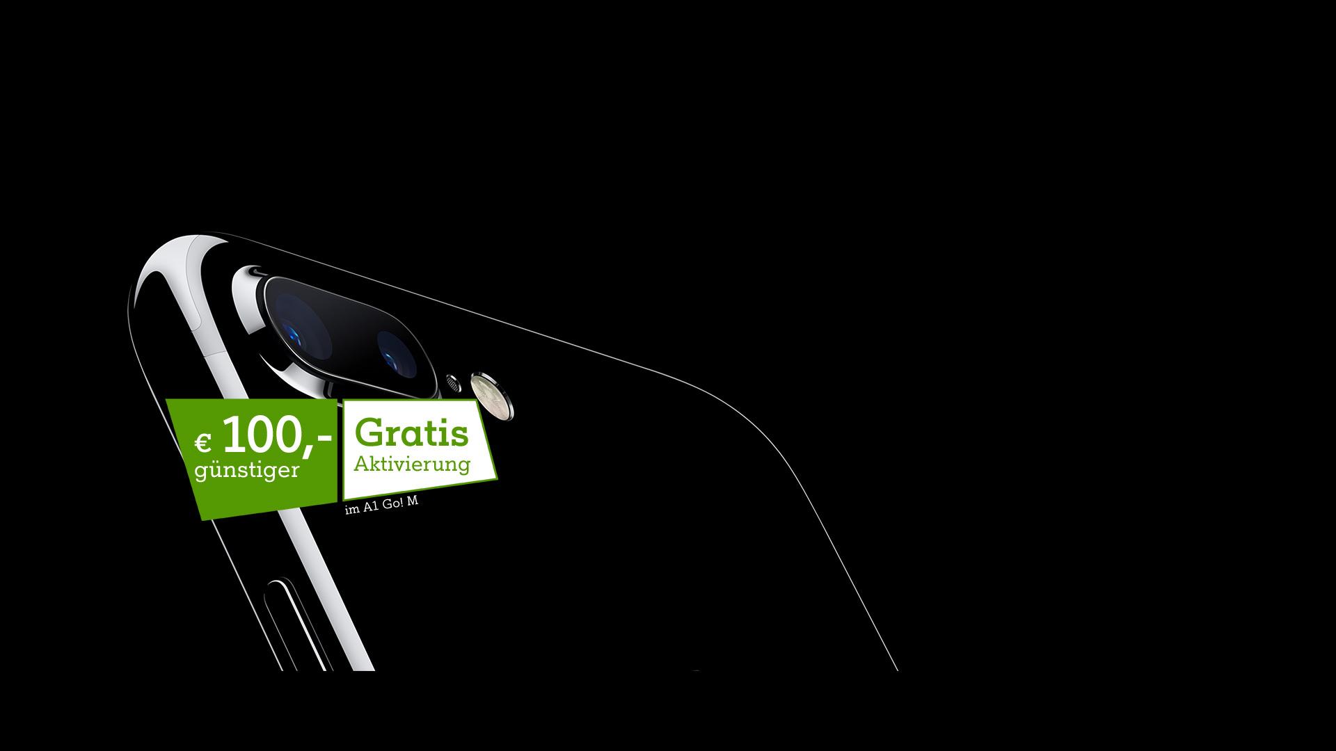 iPhone 7 mit gratis Aktivierung
