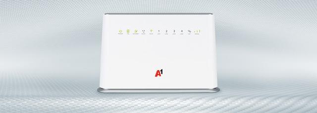 Internet Modem inklusive Huawei Tablet
