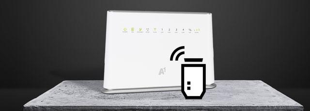 A1 Festnetz-Internet mit A1 Internet Power Plus