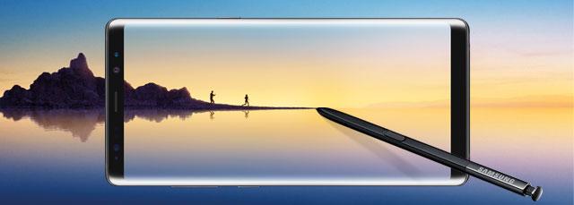 Samsung Galaxy Note8 bei A1