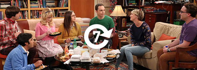The Big Bang Theory Szene