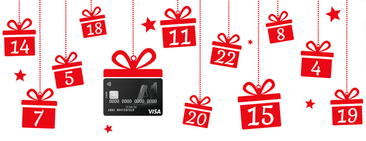 A1 VISA Advent