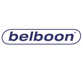 blauer Schriftzug belboon - a performance marketing network auf weißem Hintergrund