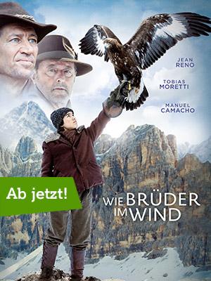 Wie Brüder im Wind