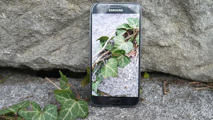 Samsung Galaxy S7 im A1 Blog Test