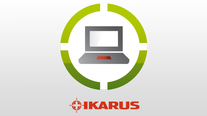 IKARUS anti.virus Logo