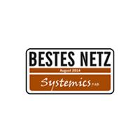 Systemics Award bestes Netz 2014