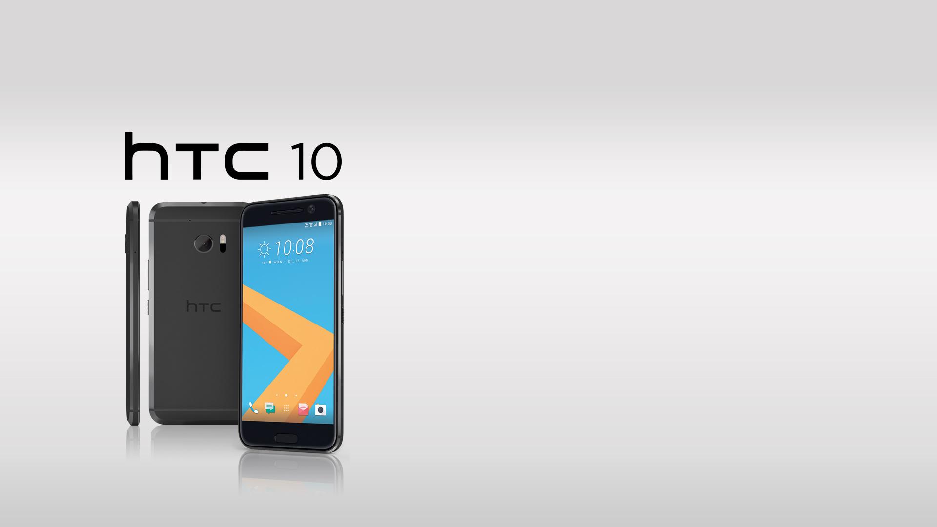 HTC 10 aus verschiedenen Kameraperspektiven