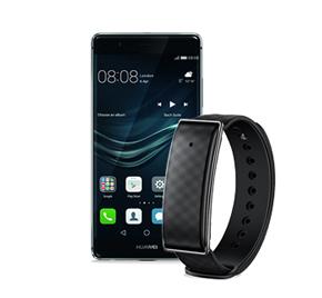 Huawei P9 Lite mit Fitness-Tracker