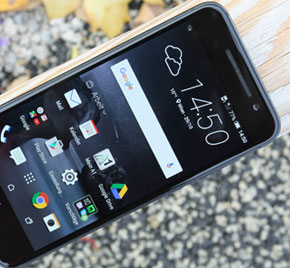 Das HTC One A9 im A1 Blog Test
