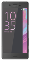 Sony Xperia X Frontansicht